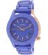 Nixon Women's Monarch A2881675 Purple Plastic Quartz Watch - Main Image Swatch