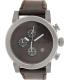 Nixon Men's Ride A315562 Brown Leather Quartz Watch - Main Image Swatch