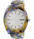Nixon Women's Time Teller A3271116 Multicolor Plastic Analog Quartz Watch - Main Image Swatch