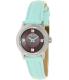 Nixon Women's Mini B A338302 Green Leather Quartz Watch - Main Image Swatch