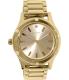 Nixon Women's Camden A343502 Gold Stainless-Steel Quartz Watch - Main Image Swatch