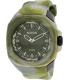Nixon Men's Ruckus A3491727 Green Silicone Quartz Watch - Main Image Swatch