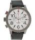 Nixon Men's 48-20 A363486 Black Leather Quartz Watch - Main Image Swatch