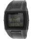 Nixon Men's Lodown A364000 Antique Black Rubber Quartz Watch - Main Image Swatch