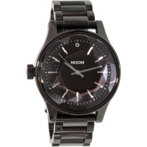 Nixon Women's Facet A384001 Black Stainless-Steel Quartz Watch