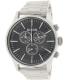 Nixon Men's Sentry A386000 Silver Stainless-Steel Quartz Watch - Main Image Swatch