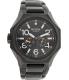 Nixon Men's Tangent A397001 Black Stainless-Steel Swiss Quartz Watch - Main Image Swatch