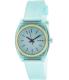 Nixon Women's Time Teller A4251785 Aqua Plastic Quartz Watch - Main Image Swatch