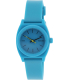 Nixon Women's Time Teller A425314 Teal Plastic Quartz Watch - Main Image Swatch