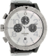 Nixon Men's 48-20 A486180 Black Stainless-Steel Quartz Watch - Main Image Swatch