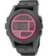 Nixon Men's Baja A489480 Black Nylon Quartz Watch - Main Image Swatch