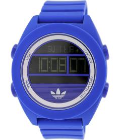 Adidas Men's Santiago ADH2910 Blue Silicone Quartz Watch