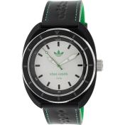 Adidas Women's Stan Smith ADH2958 Black Leather Quartz Watch