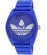 Adidas Men's Santiago ADH6169 Blue Rubber Quartz Watch - Main Image Swatch