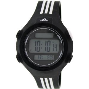 Adidas Women's Questra ADP6085 Black Silicone Quartz Watch