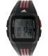 Adidas Men's Duramo ADP6098 Black Plastic Quartz Watch - Main Image Swatch