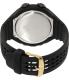 Adidas Men's Questra ADP6137 Black Rubber Quartz Watch - Back Image Swatch