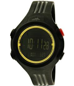 Adidas Women's Questra ADP6138 Black Rubber Quartz Watch