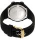 Adidas Women's Questra ADP6138 Black Rubber Quartz Watch - Back Image Swatch