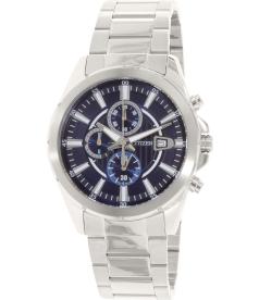 Citizen Men's AN3560-51L Blue Stainless-Steel Quartz Watch