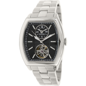 Fossil Men's Narrator ME3049 Black Stainless-Steel Automatic Watch