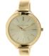 Michael Kors Women's Runway MK3275 Antique Gold Stainless-Steel Quartz Watch - Main Image Swatch