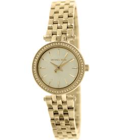 Michael Kors Women's Darci MK3295 Gold Stainless-Steel Quartz Watch