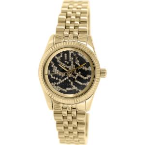 Michael Kors Women's Lexington MK3300 Gold Stainless-Steel Quartz Watch
