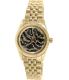 Michael Kors Women's Lexington MK3300 Gold Stainless-Steel Quartz Watch - Main Image Swatch