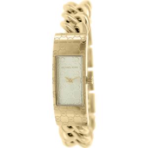 Michael Kors Women's Hayden MK3306 Gold Stainless-Steel Quartz Watch