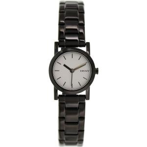 Dkny Women's Soho NY2189 Black Stainless-Steel Analog Quartz Watch