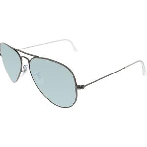 Ray-Ban Men's Aviator RB3025-029/30-55 Grey Aviator Sunglasses