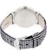 Timex Women's Originals T2P481 Black Leather Quartz Watch - Back Image Swatch