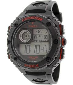 Timex Men's Expedition T49980 Digital Rubber Quartz Watch