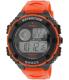 Timex Men's Expedition T49984 Orange Rubber Quartz Watch - Main Image Swatch