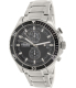 Fossil Men's Wakefield CH2935 Silver Stainless-Steel Quartz Watch - Main Image Swatch