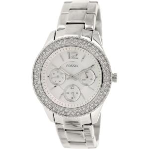 Fossil Women's Stella ES3588 Silver Stainless-Steel Quartz Watch