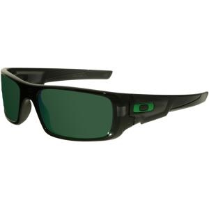 Oakley Men's Crankshaft OO9239-02 Black Rectangle Sunglasses