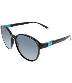 Crocs Women's  5144908 Black Round Sunglasses