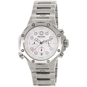 Precimax Men's Guardian Pro PX14003 Silver Stainless-Steel Quartz Watch