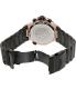 Precimax Men's Guardian Pro PX14007 Black Stainless-Steel Quartz Watch - Back Image Swatch