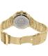 Precimax Men's Instinct Pro PX14012 Gold Stainless-Steel Quartz Watch - Back Image Swatch