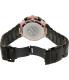 Precimax Men's Instinct Pro PX14016 Black Stainless-Steel Quartz Watch - Back Image Swatch