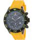 Swiss Military Hanowa Men's 06-4226-13-007-11 Yellow Rubber Swiss Quartz Watch - Main Image Swatch