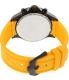 Swiss Military Hanowa Men's 06-4226-13-007-11 Yellow Rubber Swiss Quartz Watch - Back Image Swatch