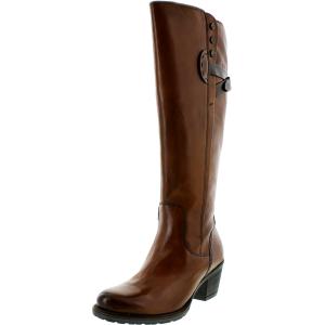 Clarks Women's Maymie Stellar Knee-High Leather Boot