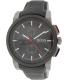 Hugo Boss Men's 1512979 Black Leather Quartz Watch - Main Image Swatch