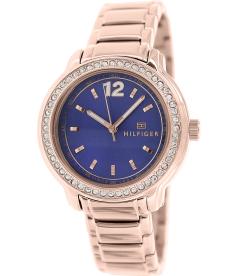 Tommy Hilfiger Women's 1781503 Rose Gold Stainless-Steel Analog Quartz Watch
