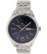 Tommy Hilfiger Men's 1791061 Silver Stainless-Steel Analog Quartz Watch - Main Image Swatch