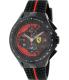 Ferrari Men's 0830077 Black Rubber Quartz Watch - Main Image Swatch